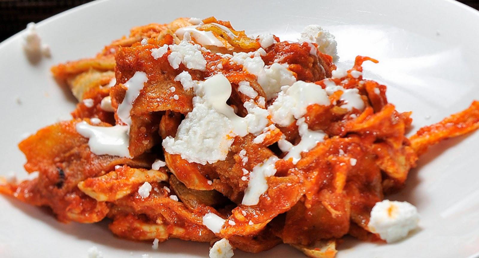 Breakfast Chilaquiles Recipe Food Network