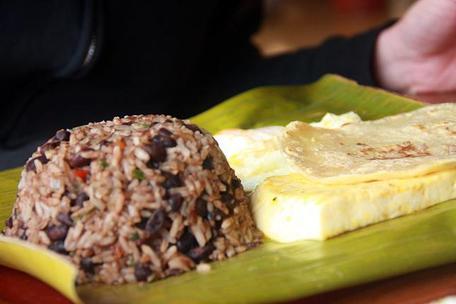 Gallo pinto costa rican recipe hispanic food network forumfinder Choice Image