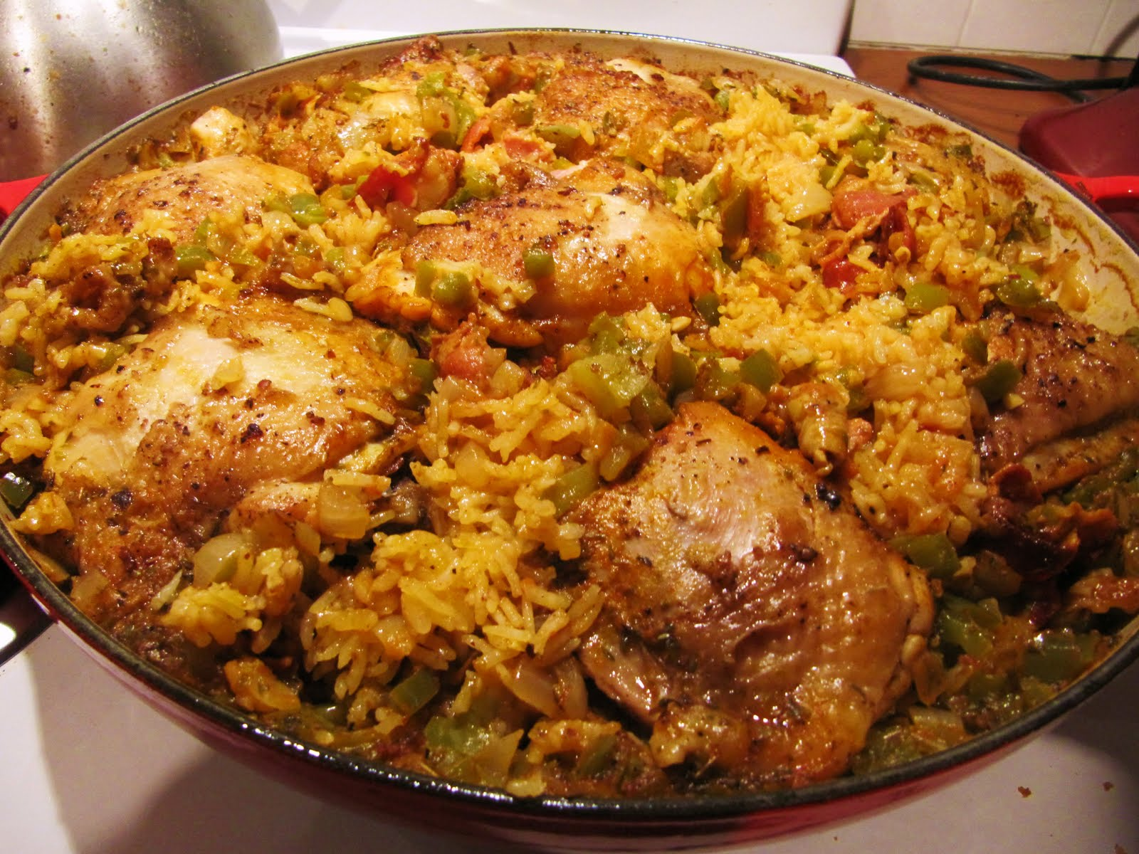 Authentic Mexican Restaurant Rice Recipe