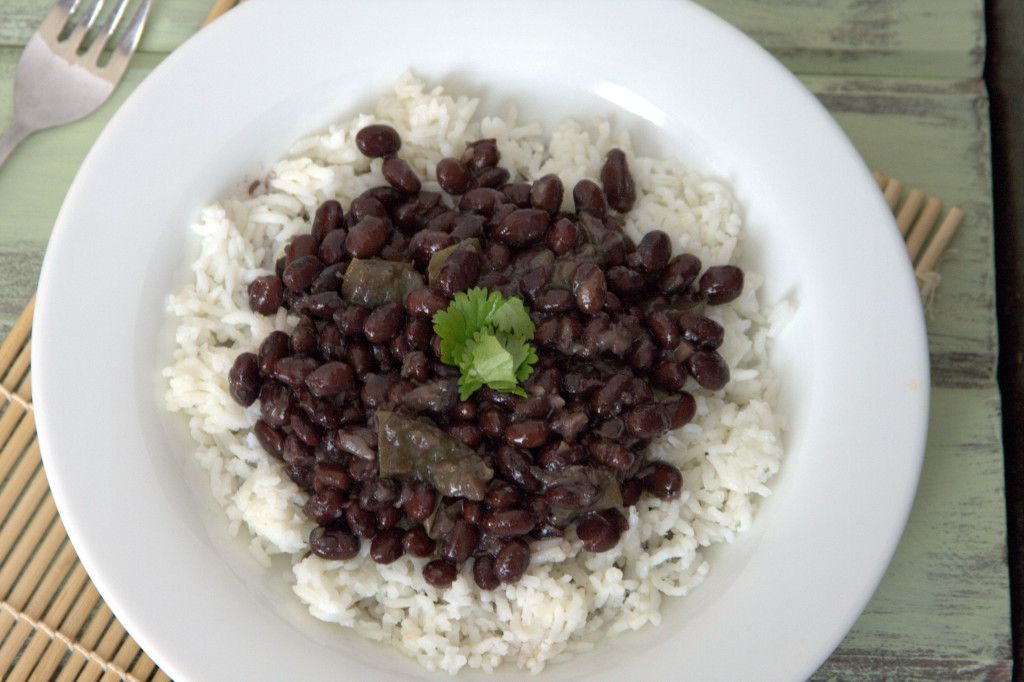 Food Network Black Beans And Rice