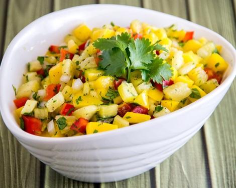 Mango Habanero Salsa Recipe Food Network