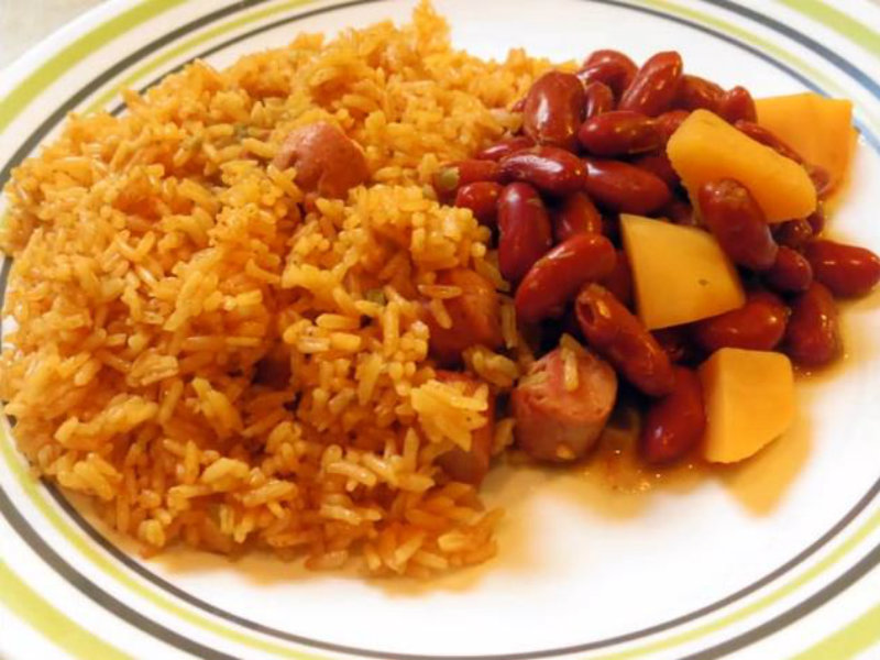 Authentic Spanish Rice Food Network